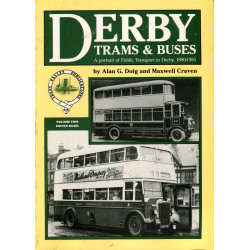 Derby Corporation Trams and...