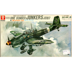 Dive Bomber Junkers Ju87