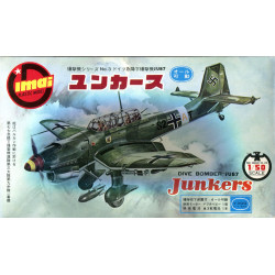 Dive Bomber Junkers Ju 87
