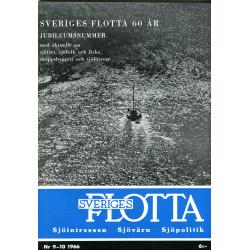 Sveriges Flotta Nr 9-10 1966