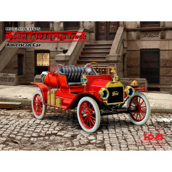 American Ford T 1914 Fire...