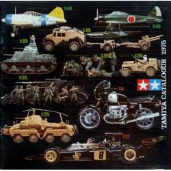 Tamiya Catalogue 1975