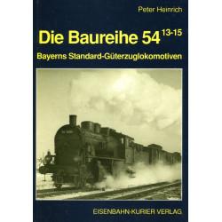Die Baureihe 54 13-15