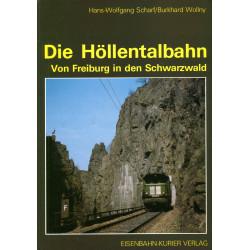 Die Hollentalbahn: Von...