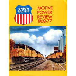Union Pacific Motive Power...