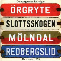 Göteborgarnas spårvägar...