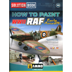 How To Paint WWII RAF Early...