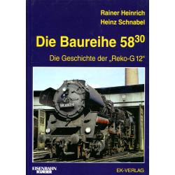 Die Baureihe 58.30: Die...