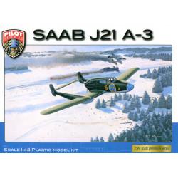 SAAB J21 A-3