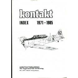 Kontakt INDEX 1971-1985