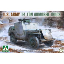 U.S. Army 1/4 Ton Armored...