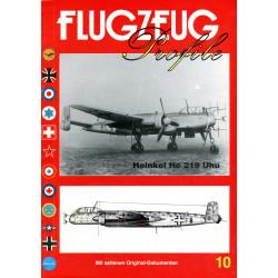 Flugzeug Profile 10:...