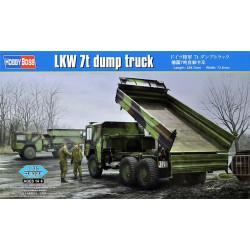LKW 7t Dump Truck