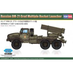 Russian BM-21 Grad Multiple...
