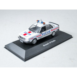 Police Cars: Renault 18...