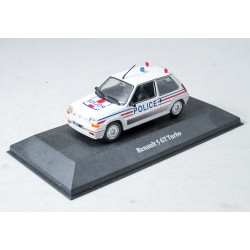 Police Cars: Renault 5 GT...