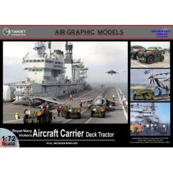 Vickers Mk II, deck tow...