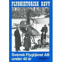 Flyghistorisk revy 28:...