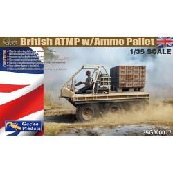 British ATMP w\Ammo Pallet