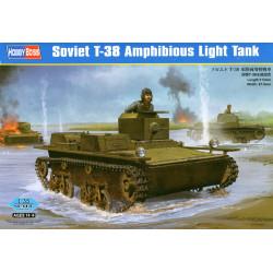 Soviet T-38 Amphibious...