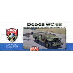 Dodge WC52 Jeep
