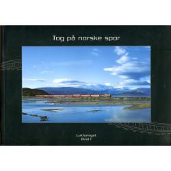 Tog på norske spor: Bind 1