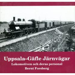 Uppsala-Gävle järnvägar :...