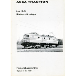 ASEA Traction Lok, Rc5...