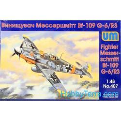 Messerschmitt Bf-109 G-6/R3