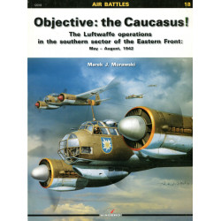 Objective: The Caucasus!