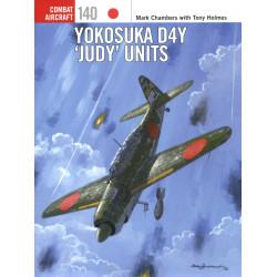Yokosuka D4Y Judy Units