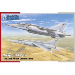 Mirage F.1 AZ/CZ The South...