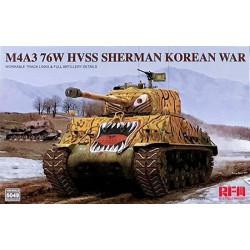 M4A3 76W HVSS Sherman...