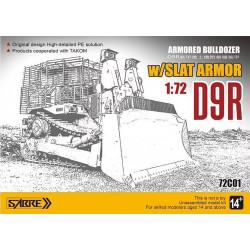 D9R Armoured Bulldozer...