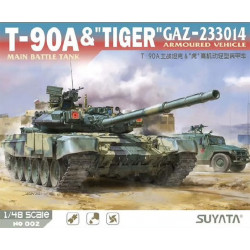 T-90A Main Battle Tank &...