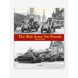 The Red Army On Parade...