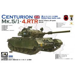 British MBT Centurion...