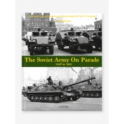 The Soviet Army on Parade...