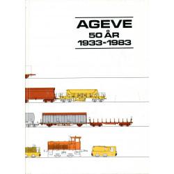 AGEVE 50 år 1933-1983