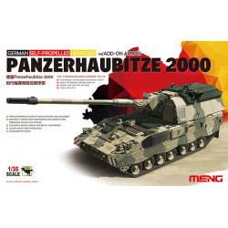 Panzerhaubitze 2000 with...