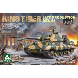 King Tiger Late Production...