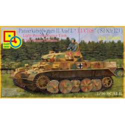 Panzerkampfwagen II Ausf L...