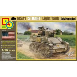 M5A1 Stuart Light Tank...