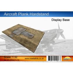 Aircraft Plank Hardstand...