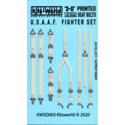 U.S.A.A.F. Fighter Set 3-D...