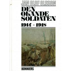 Den okände soldaten 1914-1918