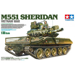 M551 Sheridan Vietnam War