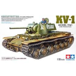 Russian Heavy Tank KV-1...