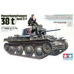 Pz.Kpfw. 38(t) Ausf. E/F