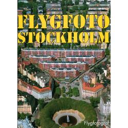 Flygfoto Stockholm